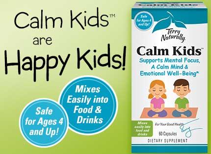 Calm Kids™ are Happy Kids