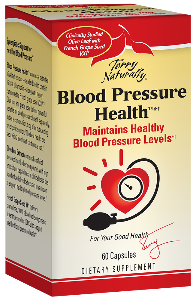 Blood Pressure Health™*†