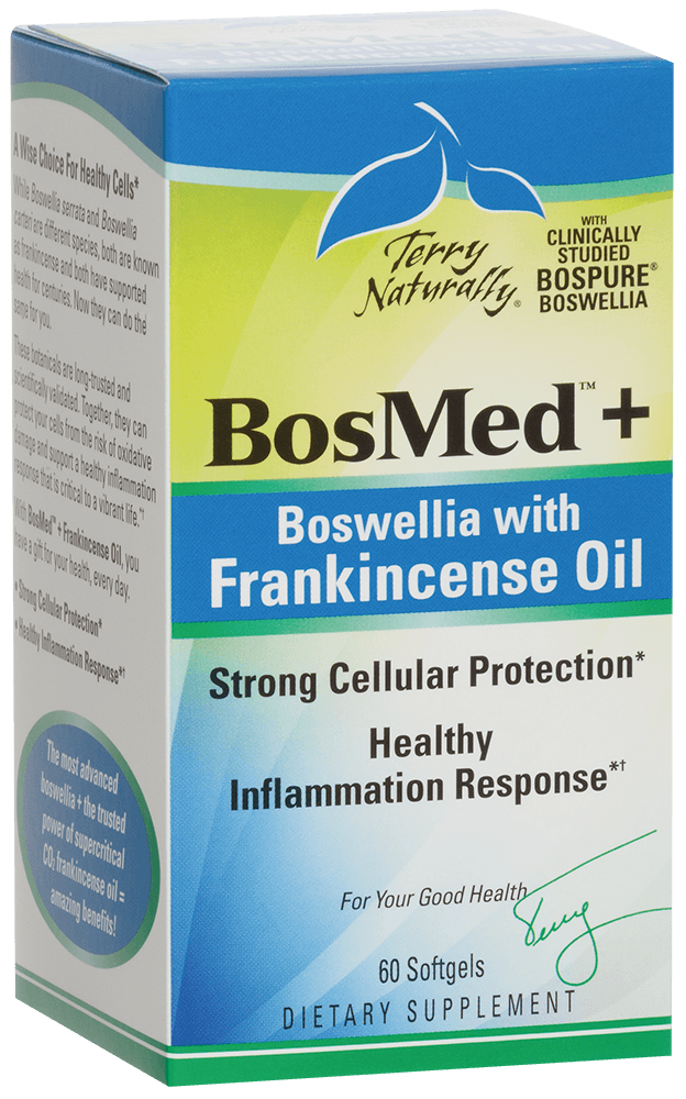 BosMed™+ Boswellia with Frankincense Oil