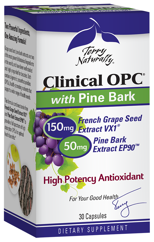 Clinical OPC® with Pine Bark