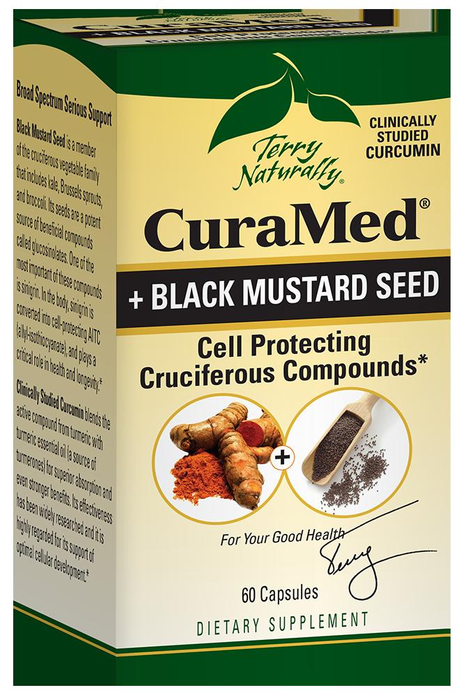 CuraMed® + Black Mustard Seed