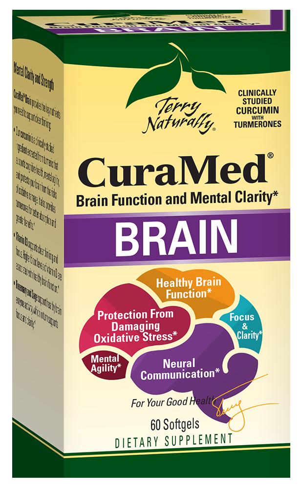 CuraMed® Brain