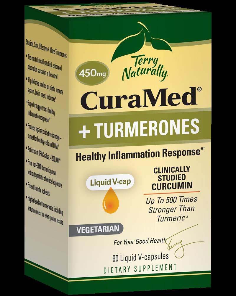 CuraMed® + Turmerones