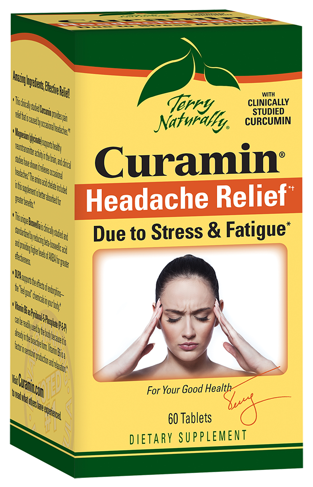 Curamin® Headache Relief*†