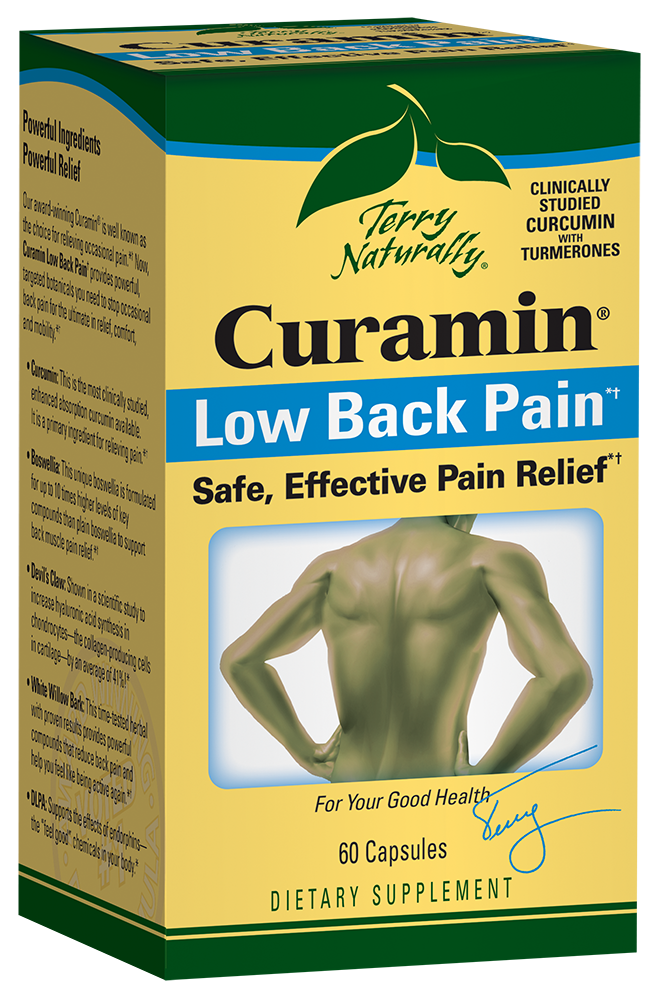 Curamin® Low Back Pain*†