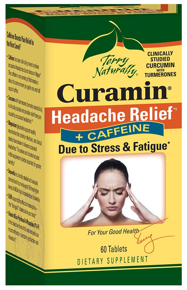 Curamin® Headache Relief *† + Caffeine