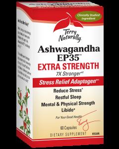 Ashwagandha EP35™ Extra Strength box
