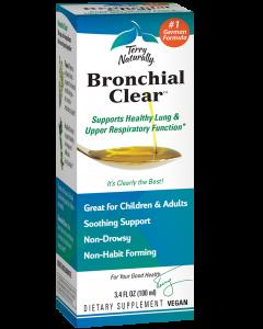 Bronchial Clear Liquid Carton