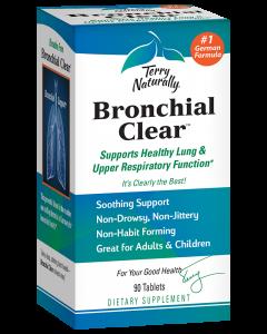Bronchial Clear Tablets Carton