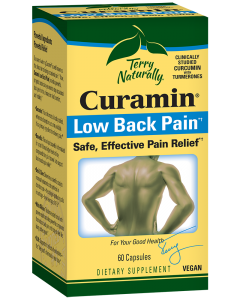 Curamin Low Back Pain Carton