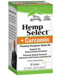 Hemp Select + Curcumin Carton