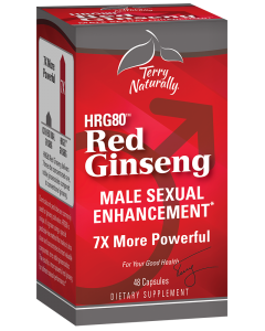 HRG80™ Red Ginseng Male Sexual Enhancement*