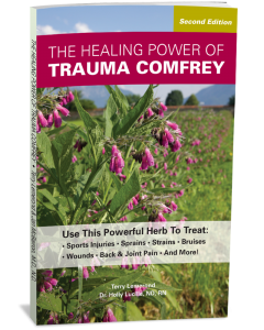The Healing Power of Trauma Comfrey