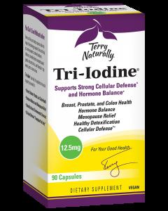 Tri-Iodine 12.5mg 90ct Carton