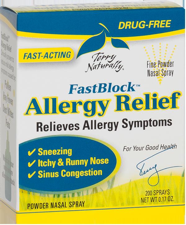 FastBlock® Allergy Relief