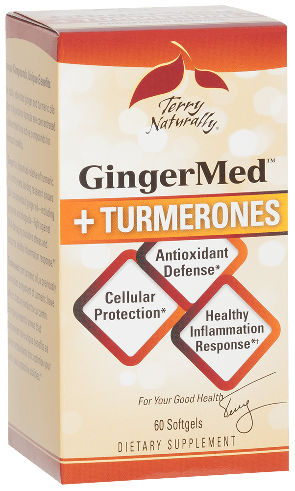 GingerMed™+Turmerones