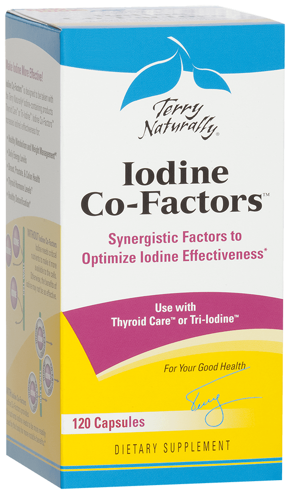 Iodine Co-Factors™