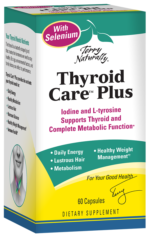 Thyroid Care™ Plus*