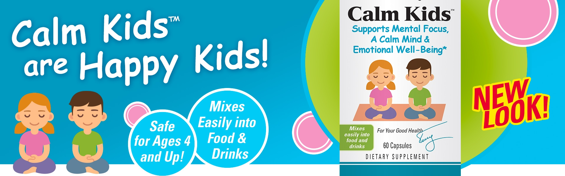 Calm Kids™ • Calm Kids Are Happy Kids!