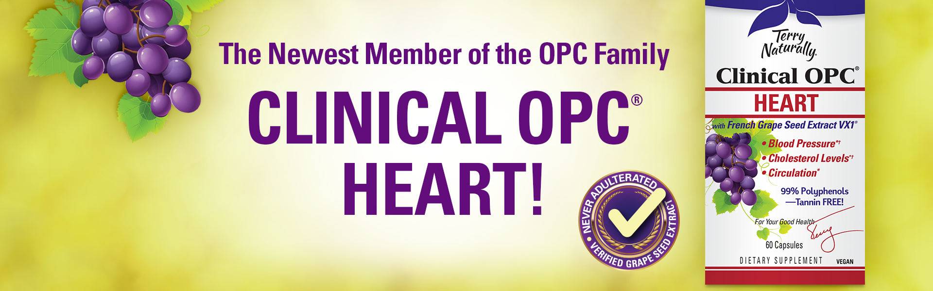 The Newest Member of the OPC Family – Clinical OPC® Heart!