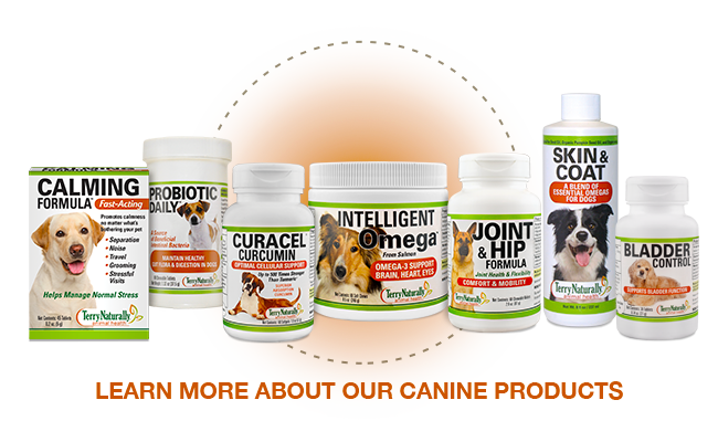 Animal health canine products