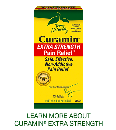 Learn more about Curamin® Extra Strength