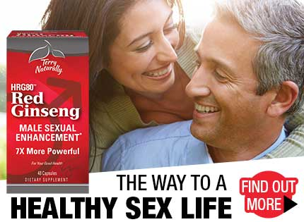 Red Ginseng Male Sexual Enhancement