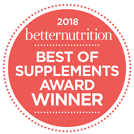 BETTER NUTRITION — Best of Supplements Award in the Pain Relief Category
