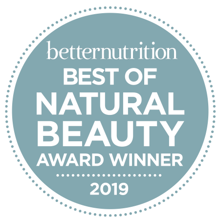 Better Nutrition • Best of Natural Beauty Award 2019
