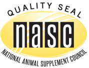 National Animal Supplement Council—QUALITY SEAL