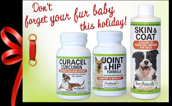 Terry Naturally Animal Health ad