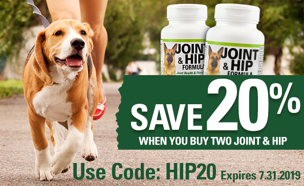 Joint & Hip Formula | Terry Naturally Vitamins