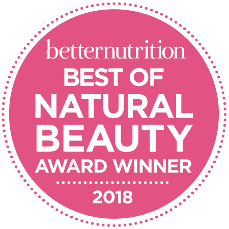 Better Nutrition • Best of Natural Beauty Award 2018