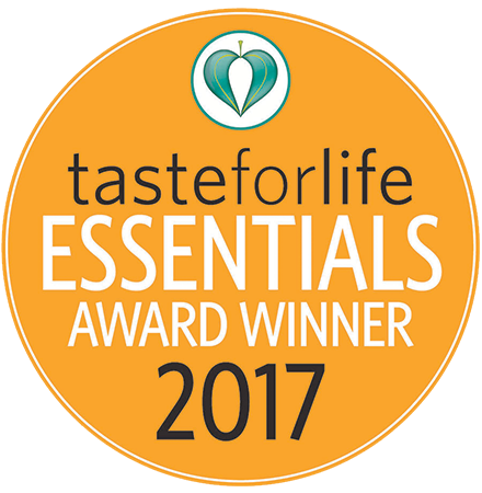 Taste for Life • 2017 Back to School Essentials Award Winner