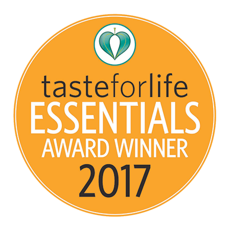 Taste for Life • Immunity Essentials Award Winner 2017