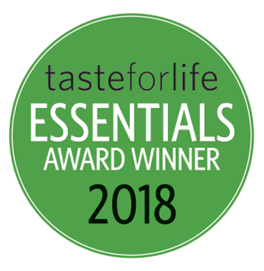 Sucontral D wins Blood Sugar Balance award from Taste for Life Magazine