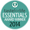 Taste for Life 2014 Essentials Award Winner