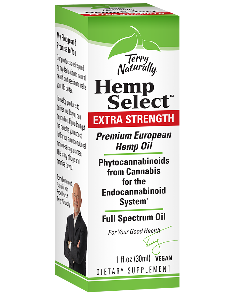 Hemp Select™ Liquid Extra Strength