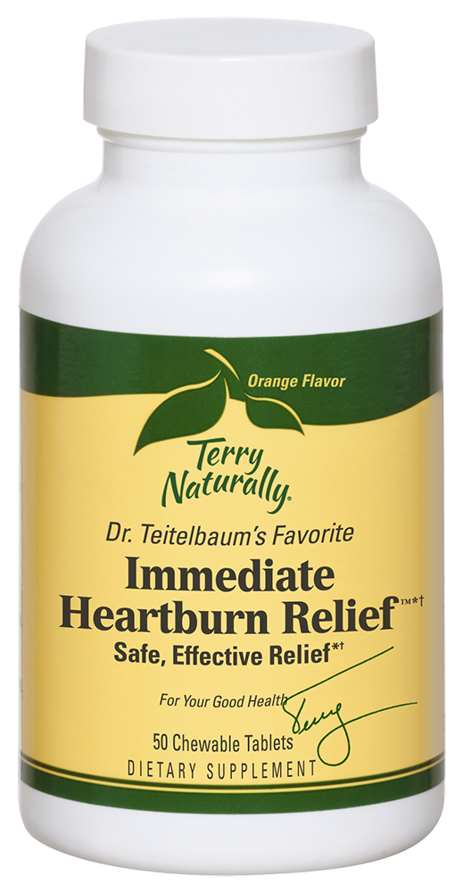 Immediate Heartburn Relief™*†
