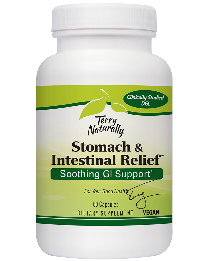 Stomach & Intestinal Relief* (Formerly Advanced DGL™)