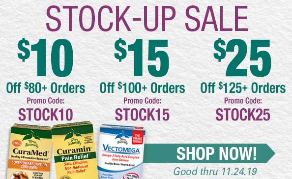 Stock-up Sale!