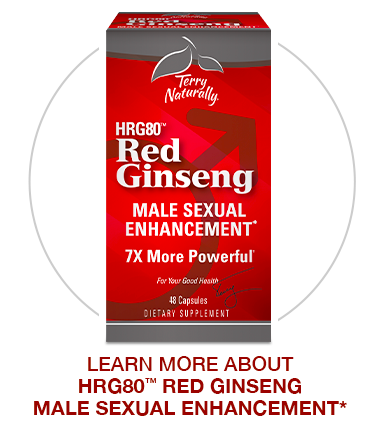 PRODUCT: HRG80 Red Ginseng Male Sexual Enhancement