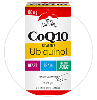 Learn more about CoQ10 Ubiquinone