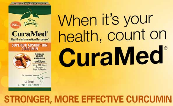 CuraMed | Terry Naturally