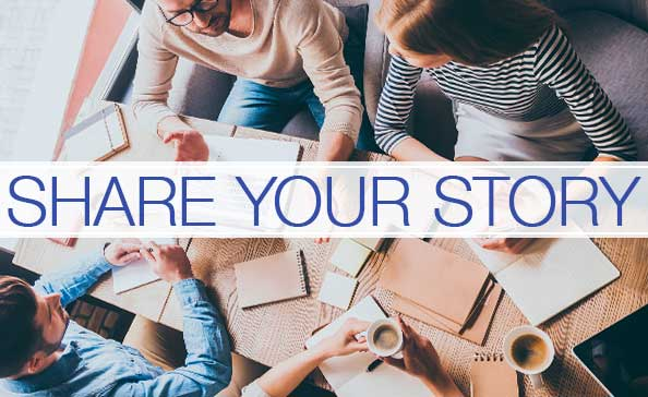 Share Your Story