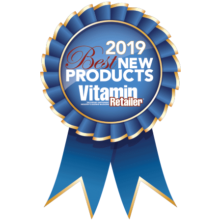 2019 BEST NEW PRODUCT from Vitamin Retailer