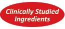 Clinically Studied Ingredients
