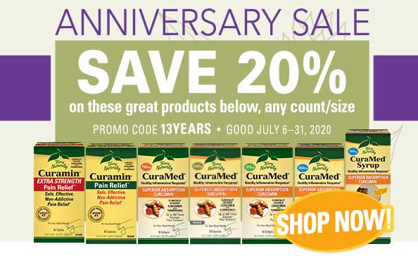 ANNIVERSARY SALE • SAVE 20%