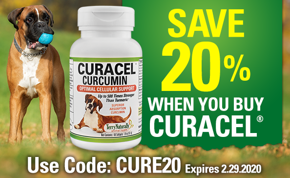 Save 20% When You Buy CURACEL®  •  Use Code: CURE20