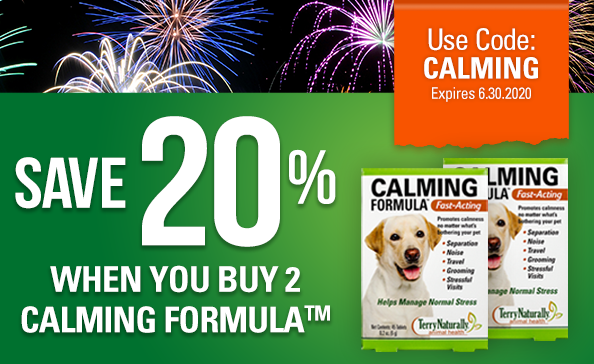 SAVE 20% WHEN YOU BUY 2 CALMING FORMULA™